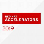red hat accelerators badge